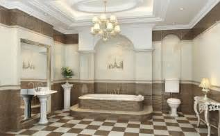Classic Bathroom Design Classic Ceiling Design Villa Spain Download 3d House
