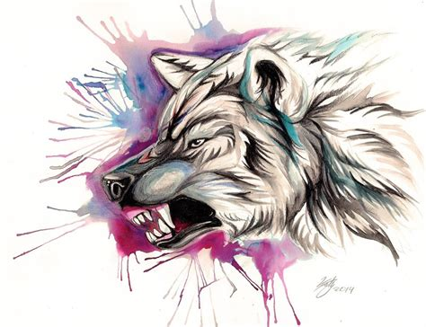 snarling wolf tattoo designs snarling wolf design by lucky978 on deviantart