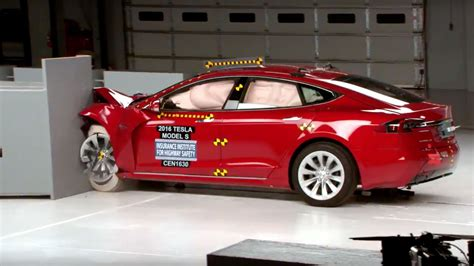 Tesla Model S Safety Test Tesla Model S Bmw I3 Fall Of Iihs Quot Top Safety