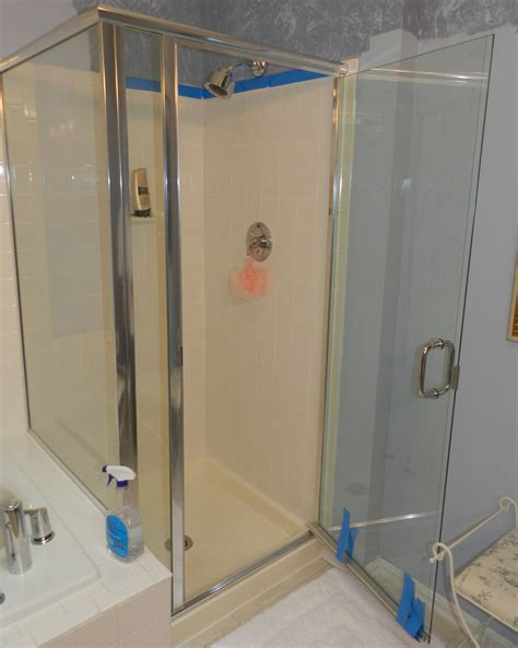 framed semi frameless shower door king shower door