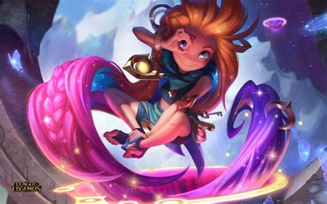 fortnite vs league of legends the newest league of legends chion is zoe a trickster mage