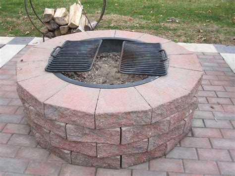 diy outdoor pit kits pit design ideas