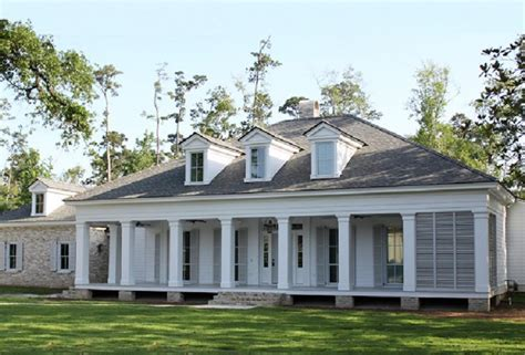 Colonial House Design louisiana southern colonial