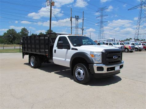 stake bed truck  sale houston tx isuzu trucks houston texas