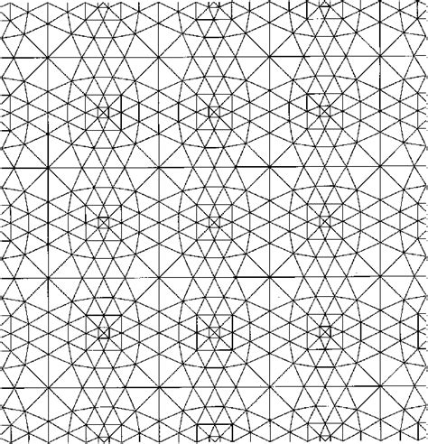 pattern color geometric coloring pages דגמי אלתר geometric patterns
