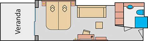 aidaprima verandakabine komfort 4 personen verandakabine komfort der aidaprima deckpl 228 ne