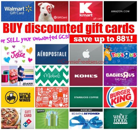 Buy Gift Cards Discount - 1000 ideas about buy discounted gift cards on pinterest discount gift cards gift
