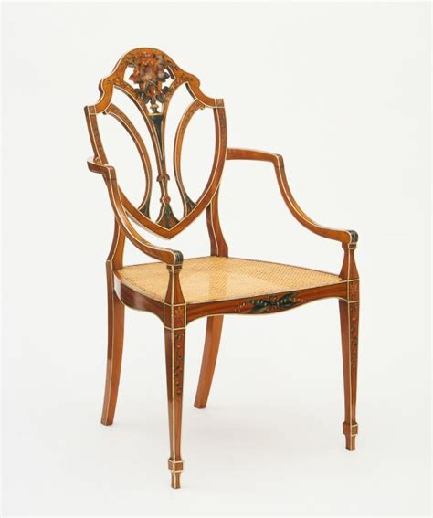 armchair wright and mansfield v a search the collections