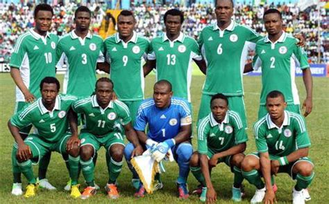 2018 world cup qualifiers nigeria in the of