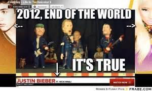 End Of The World Meme - 2012 end of the world jbandnm meme generator captionator