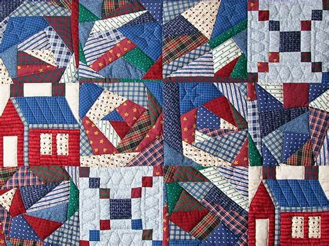 Amish Patchwork Quilts - patchwork sler quilt exquisite well made amish