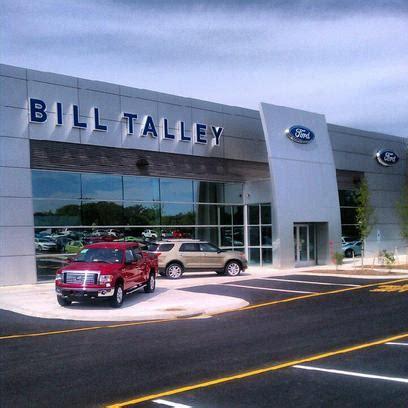 Bill Talley Ford : Mechanicsville, VA 23111 Car Dealership