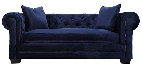 navy blue velvet couch navy blue velvet sofa hanny navy blue velvet sofa s99 tov