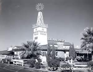 El Rancho About The El Rancho Vegas Exhibit