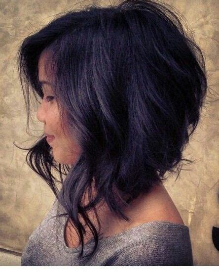 graduale bobs hairstyles best 25 long angled bob hairstyles ideas on pinterest