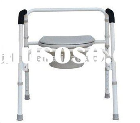 Cing Toilet Seat Folding by Folding Commode Chair With Wheels For Sale Price China