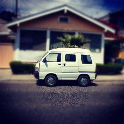 Vans Island mini literally island cars tiny compact