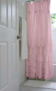 Cottage Shower Curtains Cottage Ruffled Shower Curtain For The Home
