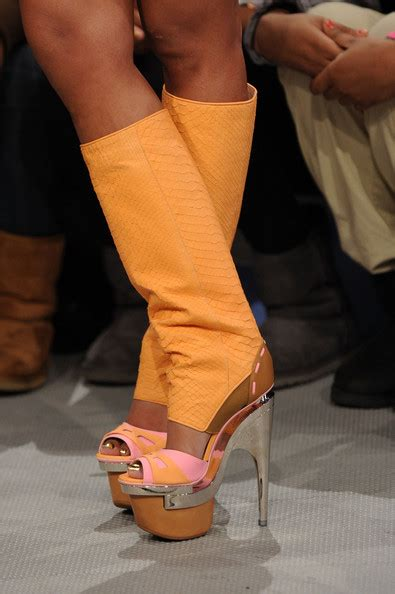 nicki minaj shoes nicki minaj cutout boots nicki minaj shoes looks