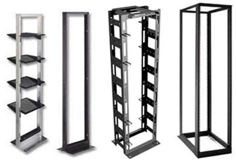 Four Post Rack by Great Lakes Racks Cabinets Enclosures