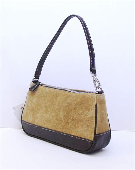 E M O R Y Snapshot Bag Original Brand coach shoulder bags authentic coach brown suede leather handbag purse shoulder bag snobswap