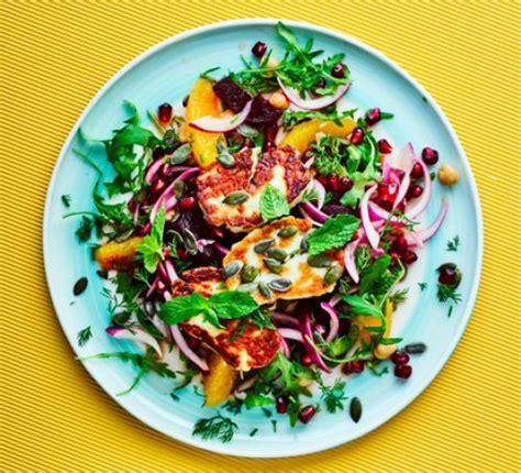 healthy salad recipes healthy salad recipes bbc good food