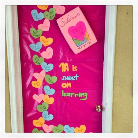 door decorations for valentines s day door decoration teachering