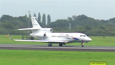 aborted take off d agbf falcon 7x aborted take off youtube