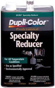 color reducer dupli color professional specialty reducer gallon dupbg907