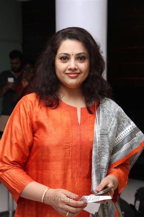 actress sripriya instagram papanasam movie special show screening stills new movie