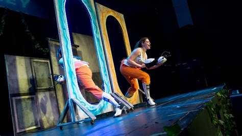 The Portal portal 2 the unauthorized musical 2017 production