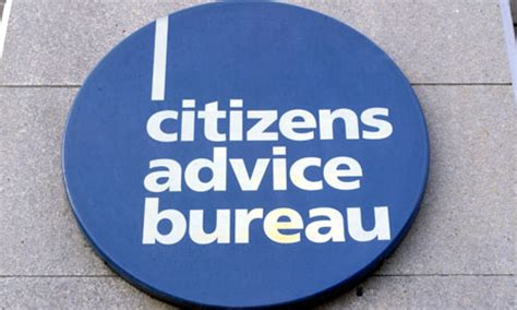 citizens advice bureau removing chunks of social welfare from citizens