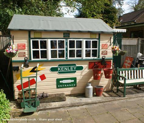 kenley signal box workshop studio from kenley surrey