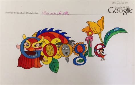 Doodle4google Logo 1 6 2015 Nơi Tổng Hợp Những