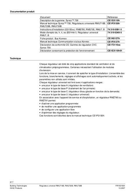 rmu710 b 1 fiche produit fr