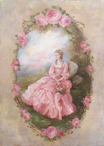 cuadro tris rose shabby shabby chic paintings debi coules shabby chic on imgfave for the of vintage