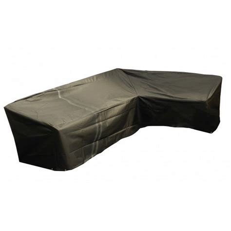 large outdoor sofa cover bosmere large l shaped sofa cover 2 5m x 2 5m garden