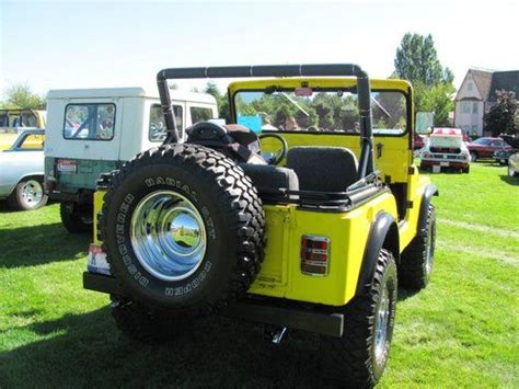 Jeep Corporation Contact Find Used 1966 Kaiser Jeep Corporation Cj5 Universal 4x4