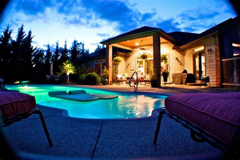 beautiful backyards with pools backyard landscaping ideas swimming pool inspirations and