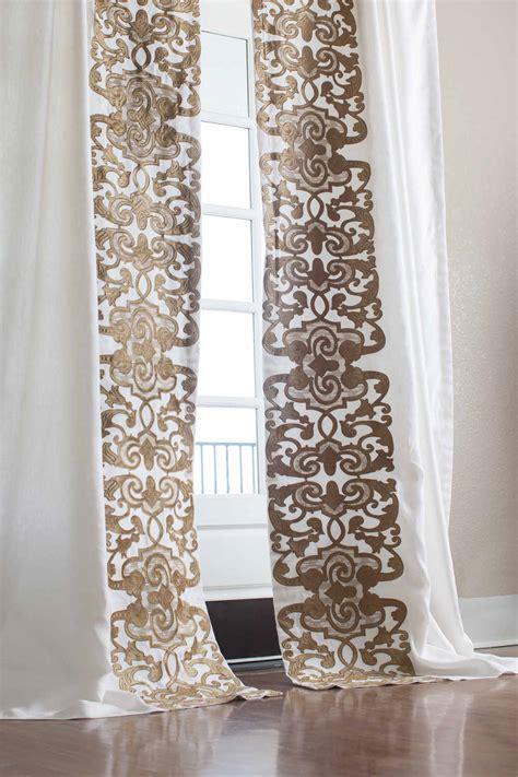 custom curtain panels lili alessandra drapery panels