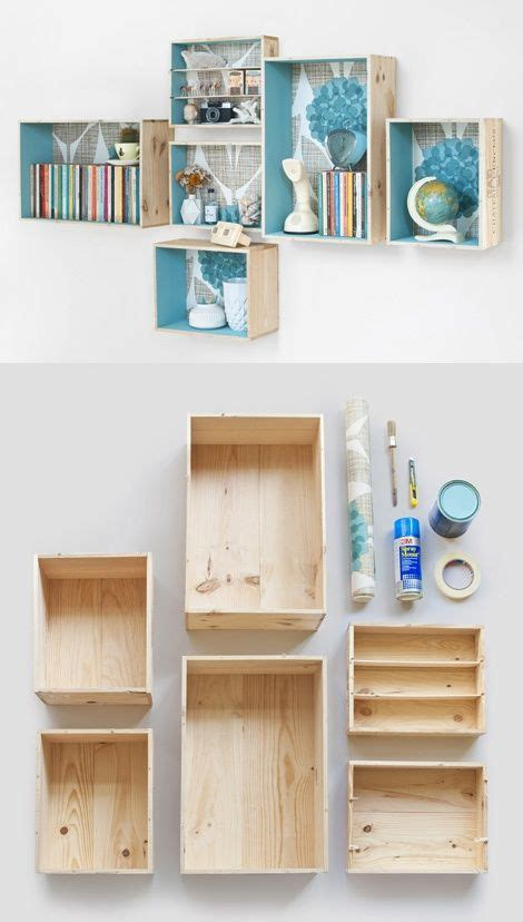 bedroom storage shelves ideas 1000 ideas about wooden wine boxes on pinterest wine