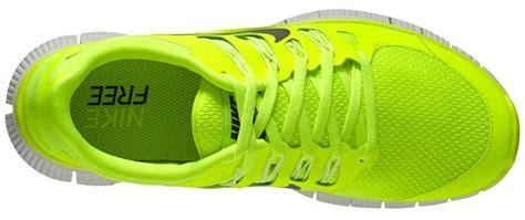 top 5 nike running shoes nike free 5 0 running shoe review