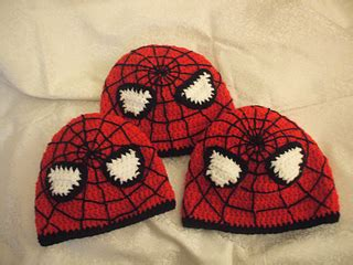 spiderman toque pattern ravelry spiderman hat quot n quot scarf pattern by susan wilkie