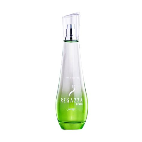 Daftar Parfum Regazza jual regazza purity spray cologne green 100 ml