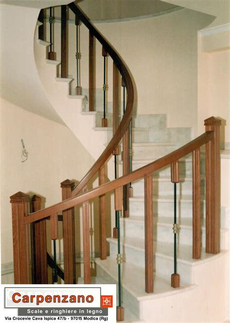 ringhiera di legno ringhiera scala in legno