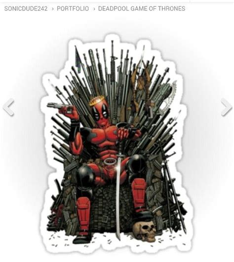 wallpaper deadpool game of thrones deadpool game of thrones finally a character who won t