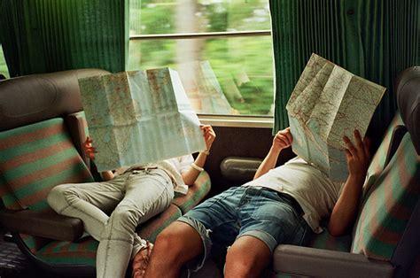 reading training love boy couple map together travel image 64816 on favim com