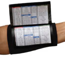 Football Wristband Template by Wrist Coach Template Images