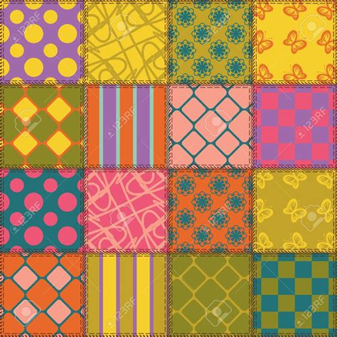 Patchwork Designs Free - parchwork clipart clipground