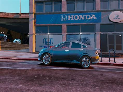 Honda Of Los Angeles by Honda Of Downtown Los Angeles Gta5 Mods